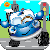Car Puzzles For Kids Free Game APK for Bluestacks