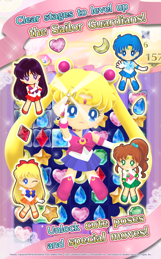 Sailor Moon Drops Screenshot 2