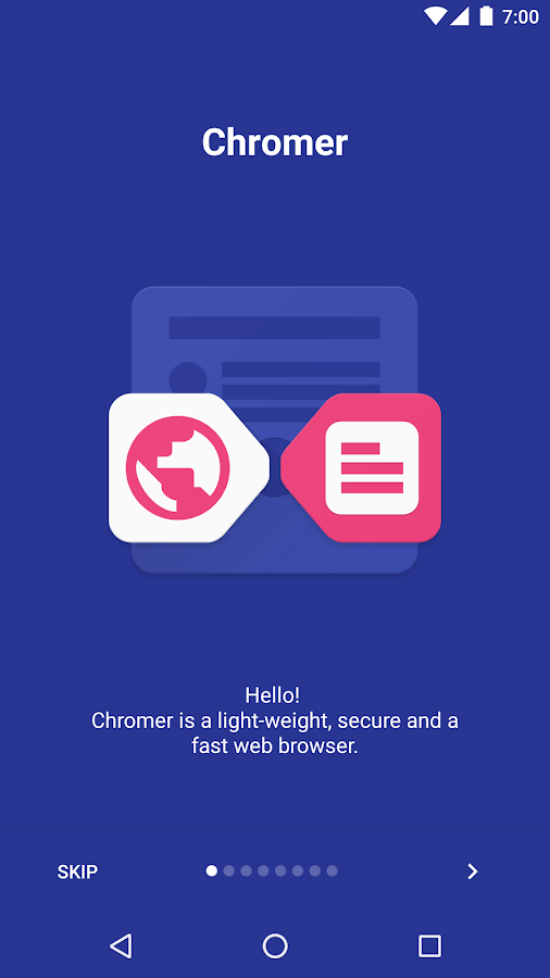 Chromer Screenshot 0