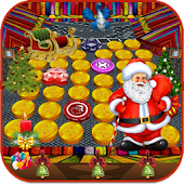 Game Coins Dozer: Christmas Special APK for Kindle