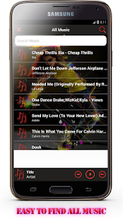 aTube Music Player - screenshot