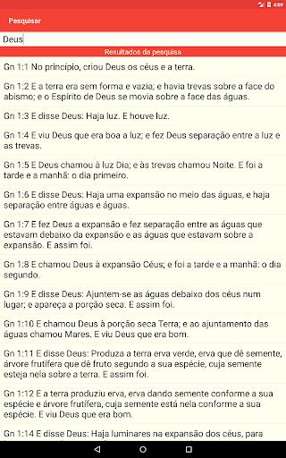 Bíblia Sagrada Grátis screenshot 12
