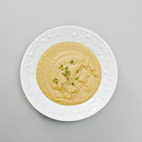 Cream Soup Of Eggplant