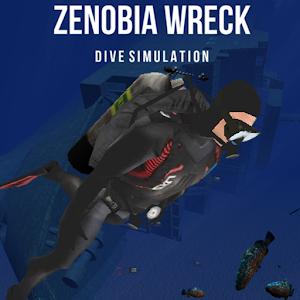 Cover art Scuba Dive Simulator: Zenobia