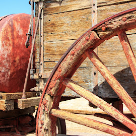 Wheel by Randi Hodson - Transportation Other ( wheel, wagon )
