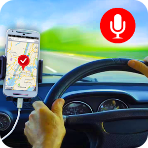 Voice GPS Driving Directions, Gps Navigation, Maps Icon