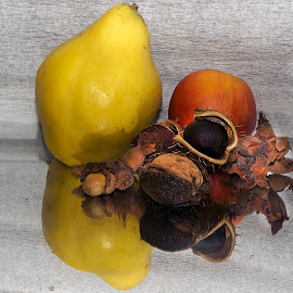 autumn fruits by LADOCKi Elvira - Food & Drink Fruits & Vegetables