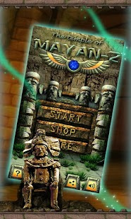 Marble-The Temple Of MAYAN 2 - screenshot