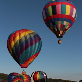 My Beautiful balloon!  by Dale Carney - Transportation Other ( hot air balloons )