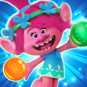 DreamWorks Trolls Pop - Bubble Shooter For PC / Windows 7/8/10 / Mac – Free Download