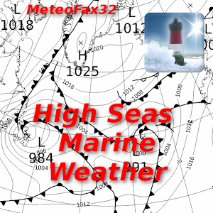 High Seas Marine Weather for Android