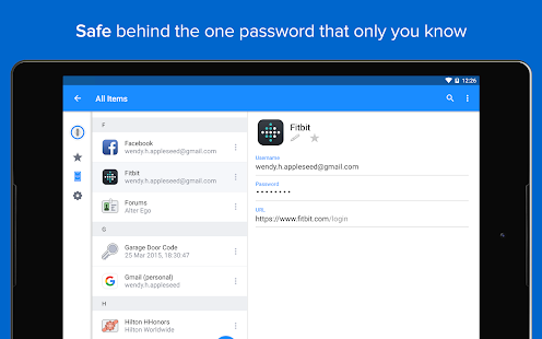 1Password - Passwort Manager Screenshot