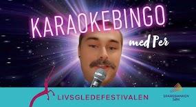 Karaokebingo med Per