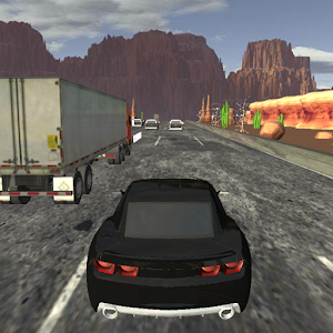 American Muscle Cars Traffic Racing For PC (Windows & MAC)