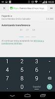 Screenshot of khipu - Terminal de pagos