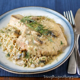 Pork Chops And Cream Of Mushroom With Rice Recipes