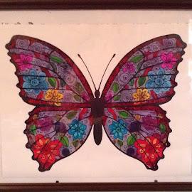 Heaven Sent by Linda Tribuli - Drawing All Drawing