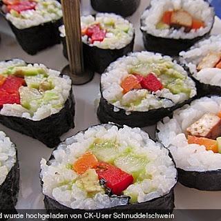 Tofu Sushi Recipes