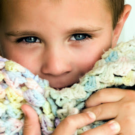 My Baby & His Blankie by Tammy Hoge - Babies & Children Children Candids (  )