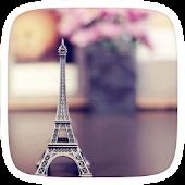 APK App Paris Eiffel Tower Theme for BB, BlackBerry