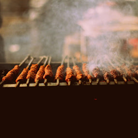 Street food- Bangalore by Amjad Ca - Food & Drink Meats & Cheeses