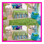 Cool Girl Bedroom Designs APK Image
