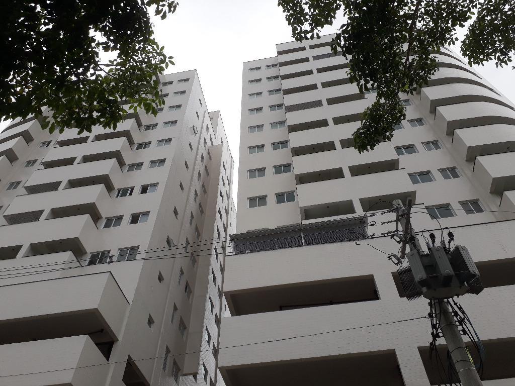 Apartamento à venda, 48 m² por R$ 240.000,00 - Vila Voturua - São Vicente/SP