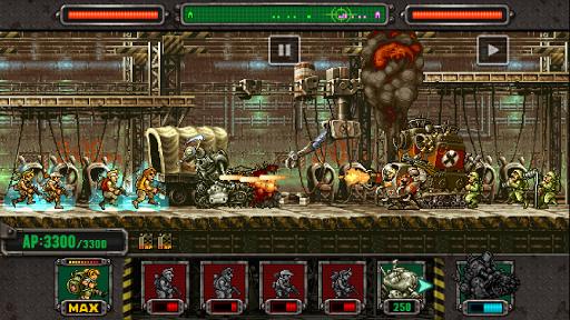METAL SLUG DEFENSE - screenshot