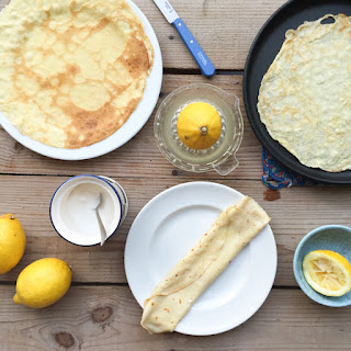 Pancakes (or Crepes)