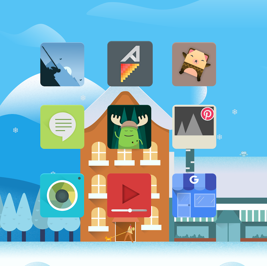 Seasons Icon Pack Screenshot 6