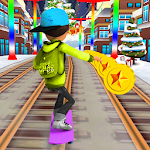 Subway Rush Run Icon