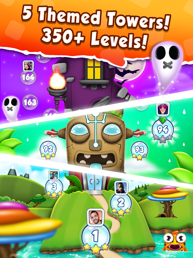 Gift Panic - Match 3 Puzzle Screenshot 11