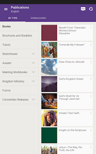 App JW Library APK for Kindle