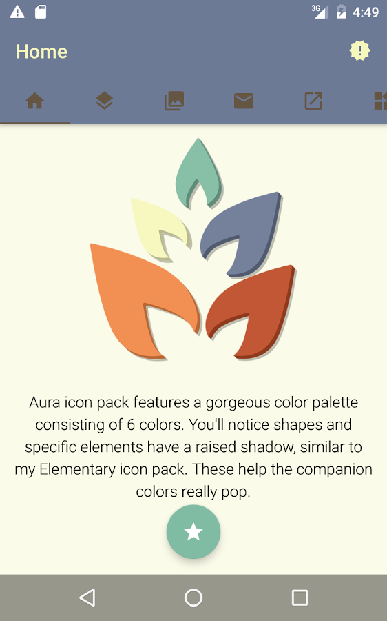 Aura Icon Pack Screenshot 11