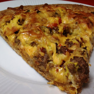 Cheeseburger Pizza With Mustard Recipes