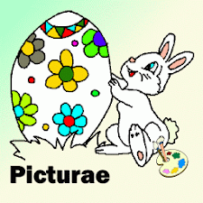 Picturae - Easter coloring