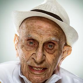 by Jojo Valerio  - People Portraits of Men ( senior citizen )