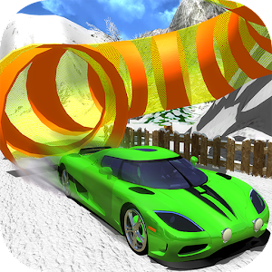 Extreme Stunts GT Racing Car Icon