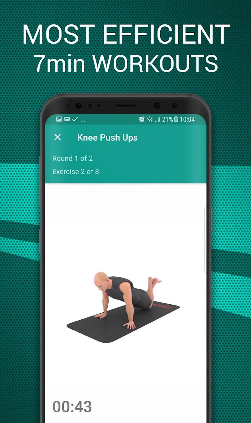 7 Minute Workouts PRO - 99% DISCOUNT Screenshot 1