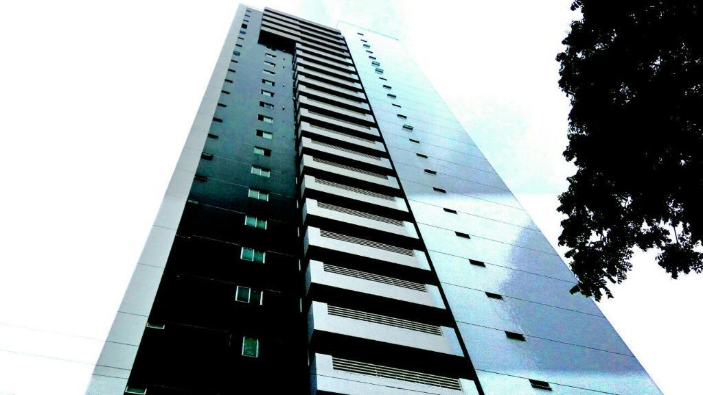 Apartamento com 4 dormitórios à venda, 226 m² por R$ 1.000.000 - Miramar - João Pessoa/PB