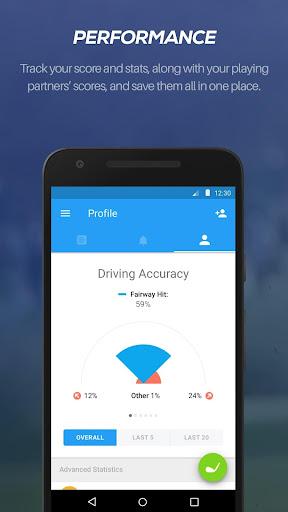 Hole19 - Golf GPS & Scorecard - screenshot
