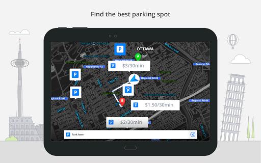 GPS Navigation & Offline Maps Sygic screenshot 15
