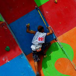 091 by Andi Septiawan - Sports & Fitness Climbing