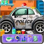 Clean up police car 2.0.0 Apk