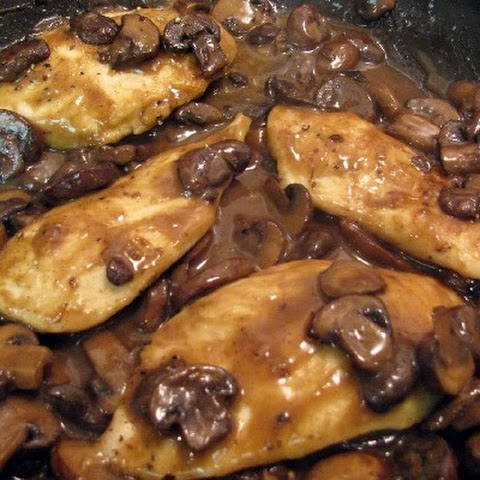 Delicious Chicken Marsala – Weight Watchers