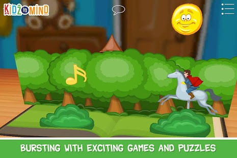 Famous Fables 1 - KidzinMind - screenshot