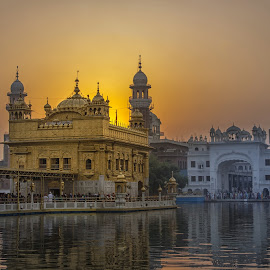 Golden Temple by KP Singh - Buildings & Architecture Places of Worship ( religion, punjab, sikhism, india, amritsar,  )