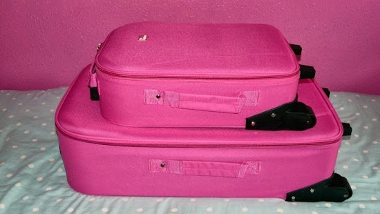 PINK SUITCASE - screenshot