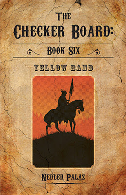 The Checker Board Book Six: Yellow Band
