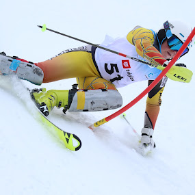 Attack by Igor Martinšek - Sports & Fitness Snow Sports